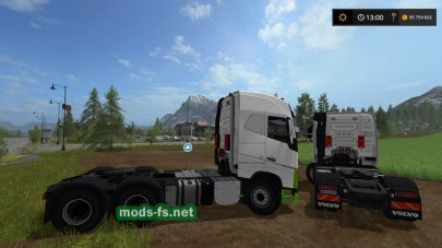 Camion Volvo mod