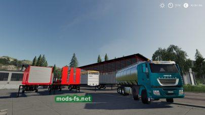 Мод грузовика Clixtar