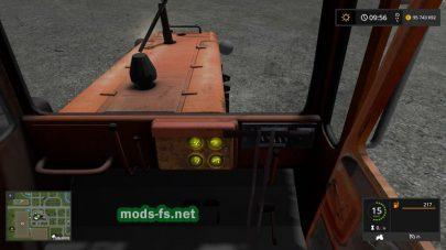 ДТ-75 для Фермер Симулятор 17