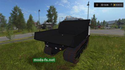 «DumperPrinoth» для Farming Simulator 2017