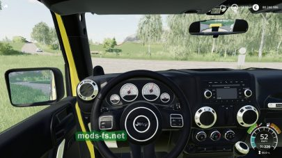 Мод на JeepRubicon