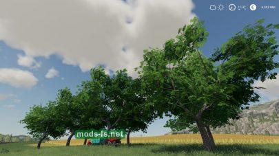 FruitsTrees mod FS 19
