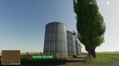 Cornbelt FS19 map