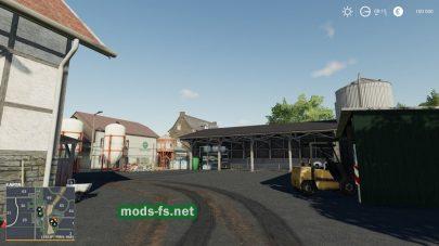The Great Stump в игре симуляторе