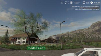 RM Seasons для Farming Simulator 2019