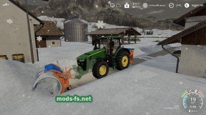 Пак техники для уборки снега в FS 2019