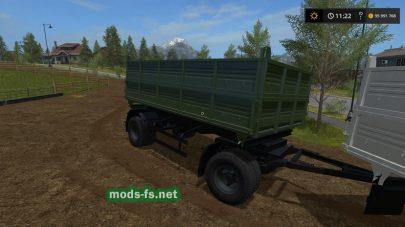 КамАЗ-55102 для игры Farming Simulator 2017