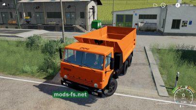kamaz-55111 mod