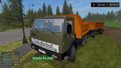 kamaz-5511 mod FS 2017