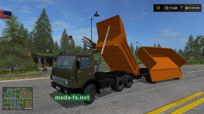 КамАЗ-5511 для FS 2017
