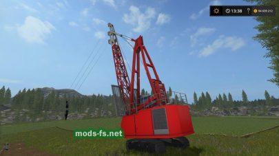 Madill124GrappleYarder mod FS 17