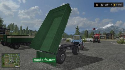 ПТС-6 для игры FS 2017