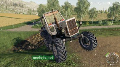 MTZ-82Export mod