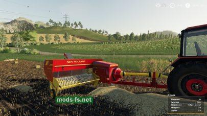 NewHolland378 mod FS 19