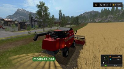 ПАЛЕССЕ в игре Farming Simulator 2017