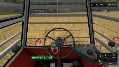 RSM SK-5 NIVA для Farming Simulator 2017