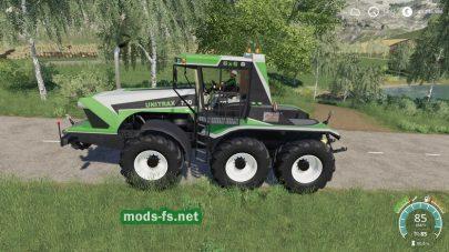TatraUitrax700 mod