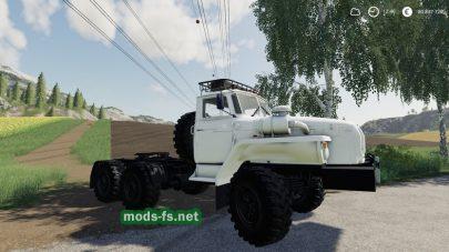 ural-4320 для FS 2019