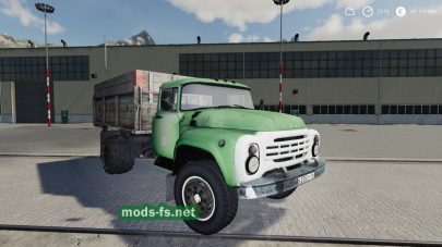 ЗИЛ-130 для игры Farming Simulator 2019