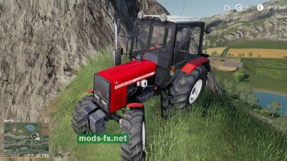 Belarus820Agropanonka mod