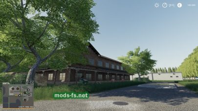 Мод карты Legacy Township
