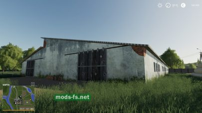 Sosnovka для Farming Simulator 2019