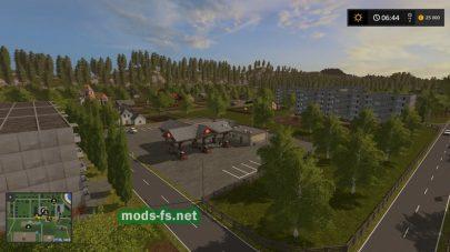 «Решетиловка» в игре Farming Simulator 2017