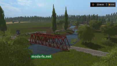Скриншот карты «Reshetilovka»