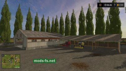 «Колхоз Рассвет» для Farming Simulator 2017