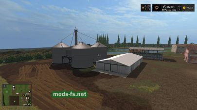 «ValliDelDeltaDelPoSeasonsReady» для Farming Simulator 2017