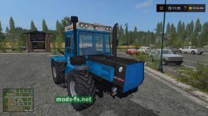Мод на трактор ХТЗ-17021