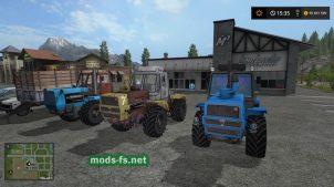 ХТЗ Т-150 для Farming Simulator 2017