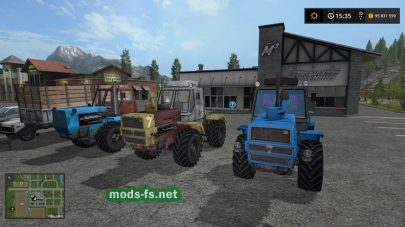 ХТЗ Т-150 для Farming Simulator 2017