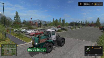 Т-150 для Farming Simulator 2017