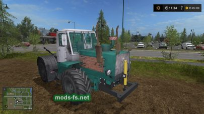 Т-150 mod FS 17