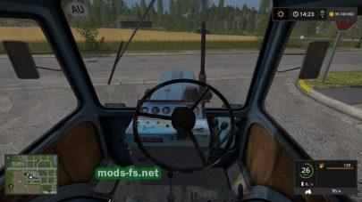 Трактор МТЗ-82 в игре FS 2017