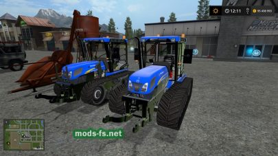 New Holland TK4060M