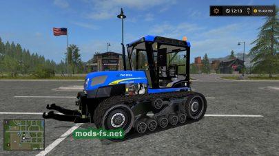 NewHollandTK4060M mod FS 17