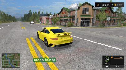 Porsche911 mod FS 19