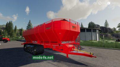 «AmitySugarBeetCart» для Farming Simulator 2019