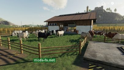 Animals Keeper RUS для FS 2019