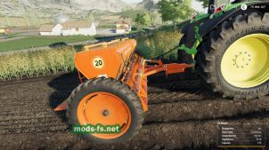 Astra SZT 3.6A для Farming Simulator 2019