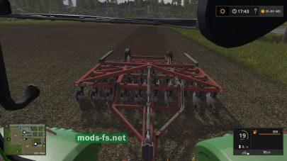 Мод на БДМ 4X4П для игры Farming Simulator 2017