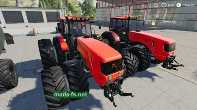 Belarus3022DC mod