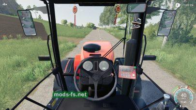 Мод на трактор Belarus3022DC