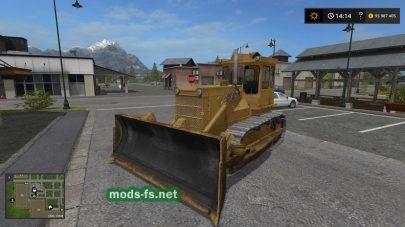 ЧТЗ Т-170 для игры Farming Simulator 2017