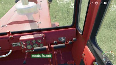 Мод на трактор ДТ-75М
