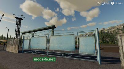 fences and gates FS 19