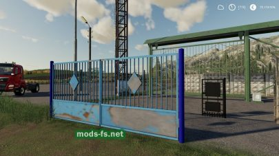 Fences And Gates FS 2019