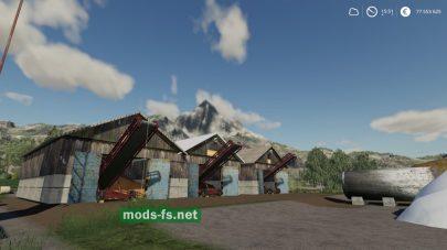 FS19 FARM HOUSE